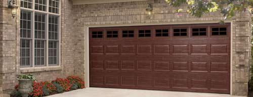 Available Color Options On Steel Garage Door